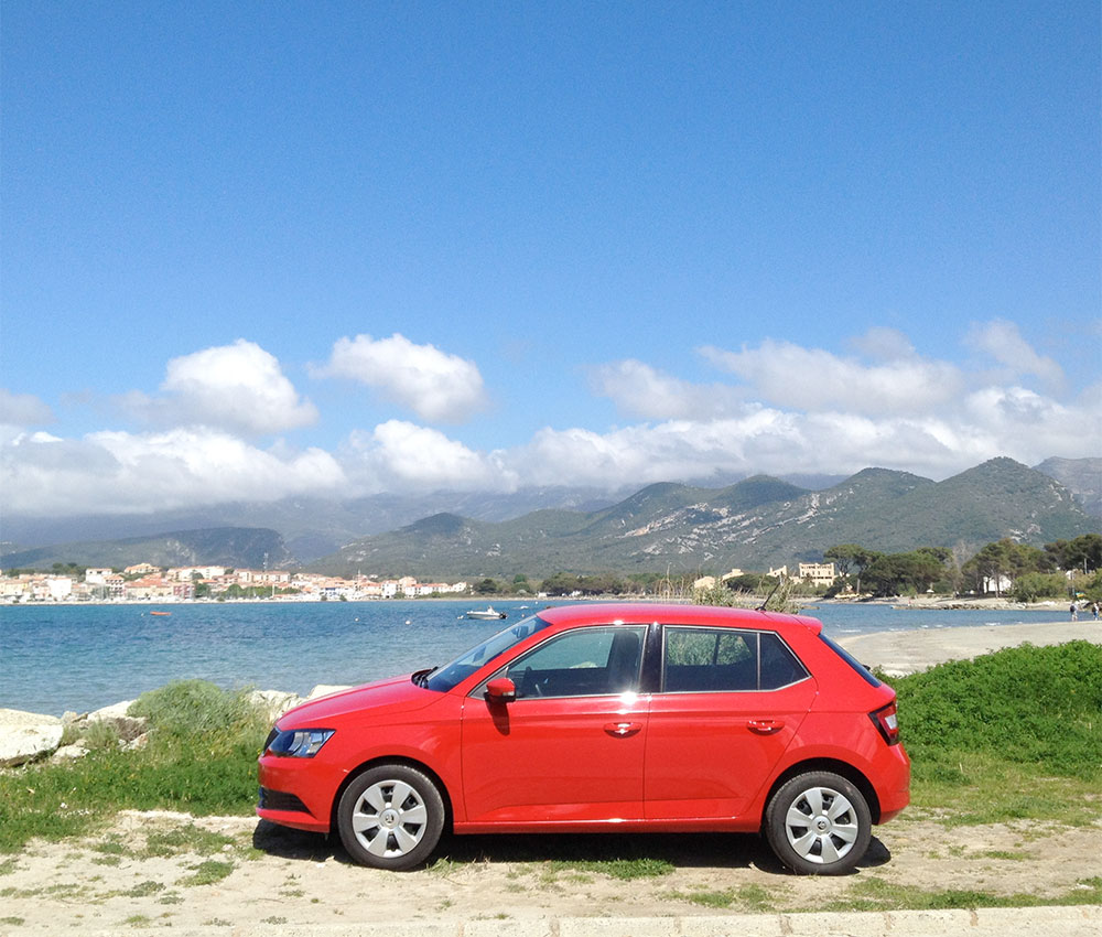 Location de vehicules et voitures en corse saint florent 4x4 pres des agriates et du cap corse - Location voiture bastia port ...
